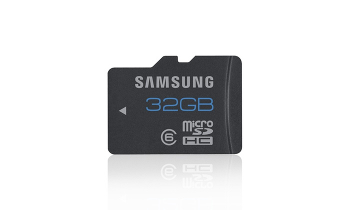 Samsung 32GB Micro-SDHC High-Speed Class 6 Memory Cards: 1 or 2 Samsung 32GB Micro-SDHC High-Speed Class 6 Memory Cards from $19.99–$34.99. Free Returns.