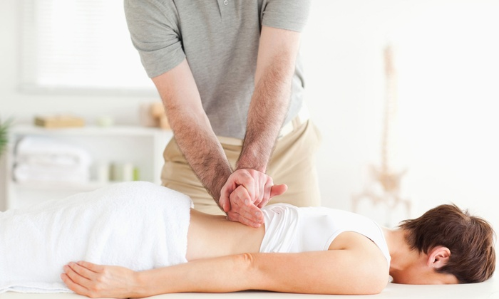 Geist Chiropractic - Fishers: Chiropractic Exam with Consultation and One or Three 60-Minute Massages at Geist Chiropractic (Up to 93% Off)