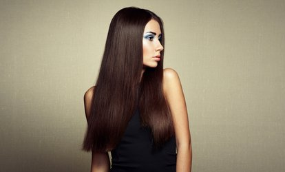 image for Micro Ring Hair Extensions (£79) With Cut (£99) and Colour (£119) at Scissorz Hair & Beauty (Up to 62% Off)