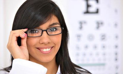 image for $56 for an <strong>Eye</strong>-Care Package with <strong>Eye</strong> Exam and $225 Toward Prescription Glasses at <strong>Eye</strong> Care Center– Charlotte
