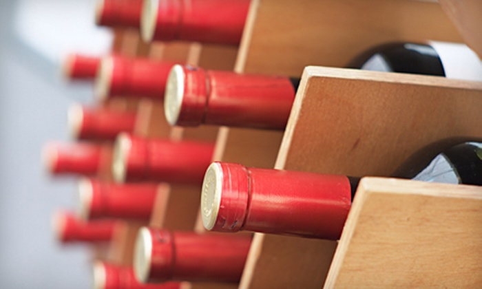 Wine Legend - Multiple Locations: 6 or 12 Preselected Bottles of Kosher or Regular Wine from Wine Legend (Up to 63% Off)