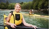 ADMIN DUPE DO NOT CALL Paddle Creek - Wake Forest: 90-Minute Kayaking Trip for One or Two Friday–Sunday or Monday–Thursday from Paddle Creek (Up to 61% Off)