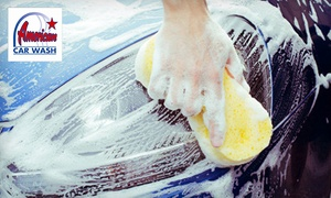 Lavage auto complet