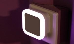 Trend Matters LED Lamp Sensor-Control Nightlight (4-Pack)