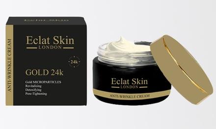 1x oder 2x Eclat Skin London Anti-Wrinkle Cream 50 ml - tiefenwirksame Pflegecreme für die Haut mit hohen Ansprüchen   (Duesseldorf)
