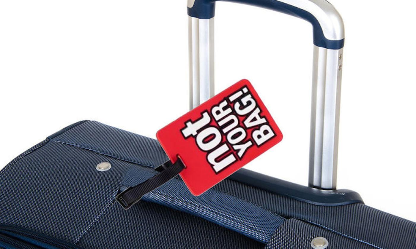 One or Two Luggage Tags