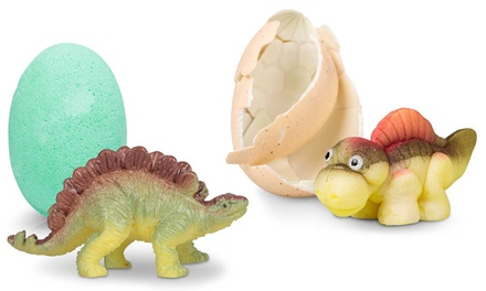 Tobar Dinosaur Fun Fizzer of Giant Egg