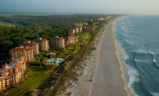 4 Star Oceanfront Resort On Amelia Island