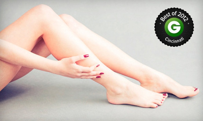 Cincinnati Institute of Plastic Surgery - Montgomery: $169 for a Sclerotherapy Spider-Vein-Removal Treatment at Cincinnati Institute of Plastic Surgery ($400 Value)