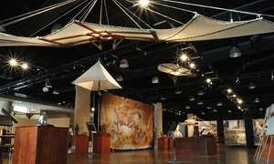 "DaVinci & Michelangelo – The Titans Experience: ""DaVinci & Michelangelo – The Titans Experience"" Museum Theater on February 17–April 3"