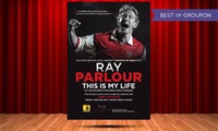 An Evening with Ray Parlour: This Is My Life, 2 June, Sanctum Soho Hotel (Up to 44% Off)