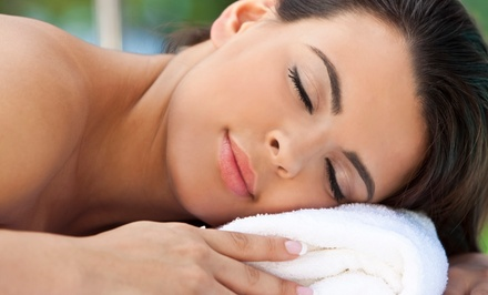 Custom Facial, 60-Minute Massage, or Both at Embrace Salon and Spa (Up to 50% Off)