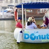 Eco-Donut Boat Cruise for Six