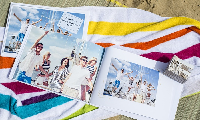 Photobook personalised hardcover photobook