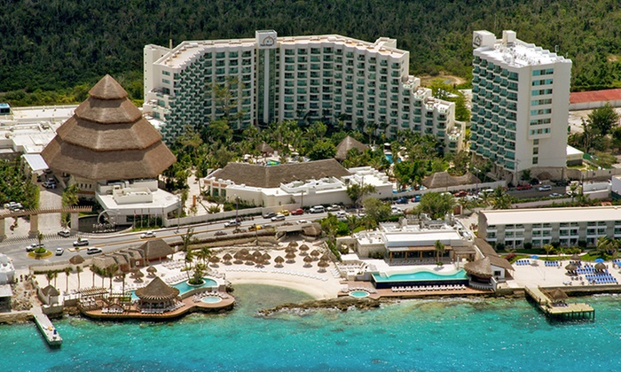Grand Park Royal Cozumel Stay With Airfare From Vacation