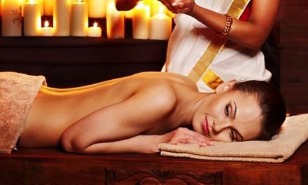 Manicure, peeling e massaggio