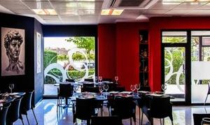 Restaurante La Vendetta: Menú para 2 con surtido de entrantes, principal, postre y botella de vino o bebida por 19,95€ en Restaurante La Vendetta