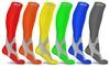 DCF Unisex Knee High Ultra-Compression Socks (6-Pack)