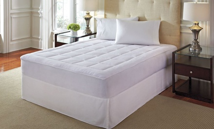 Dream Cloud Microplush Overfilled Mattress Pads