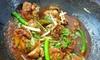 AED 50 Toward Pakistani Food