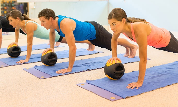 SunstoneFit Austin - North Hills Center: $59 for One Month of Yoga, Pilates, and Functional Fitness Classes at SunstoneFit Austin ($200 Value)