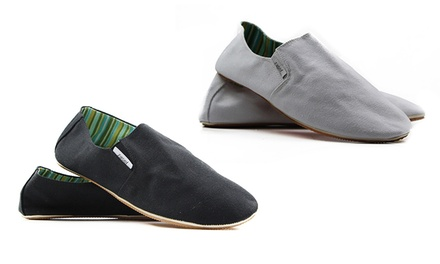 Zasel Canvas Men's SlipOn Shoes: One Pair $24 or Two Pairs $45 Don't Pay Up to $119.90