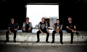 Avenged Sevenfold with Breaking Benjamin – Up to 40% Off Rock  at Avenged Sevenfold , plus 6.0% Cash Back from Ebates.