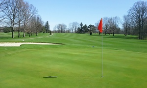 Hinckley Hills Golf Course: 18 Holes of Golf for 2 or 4 with Carts on a Weekday or Weekend at Hinckley Hills Golf Course (Up to 41% Off)