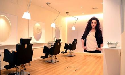 Extensión de pestañas pelo a pelo con opción a diseño de cejas desde 19,95 € en Mírame Lashes & Brows
