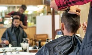 Glamour Coiffure: Shampoing, coupe, soin rinçage avec modelage et coiffage, ou rasage à l'ancienne, à 19,90 € au salon Glamour Coiffure