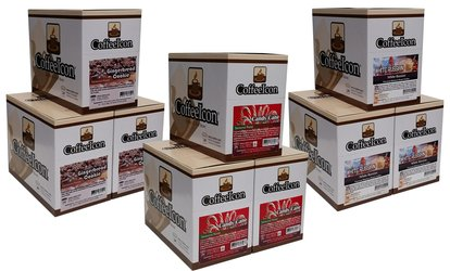 image for Black Friday Deal on 3 Boxes of Holiday Flavored Single-Serve Coffee at CoffeeIcon Superstore