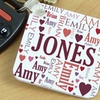 Personalized Keychains from GiftsForYouNow.com (Up to 62% Off)