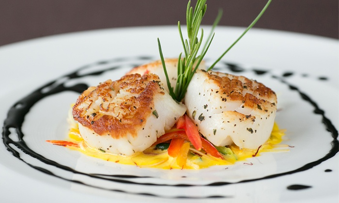 Bice - Gaslamp Quarter: $40 for $70 Worth of Upscale Italian Dinner at Bice