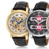 Lucien Piccard Automatic and Chronograph Men's Watches