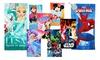 Toallas de playa con personajes de Disney