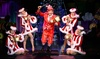 "Cirque Dreams ""Holidaze"" - Fox Theatre: Cirque Dreams ""Holidaze"", part of Fifth Third Bank Fox Theatre Series (November 22–26)"