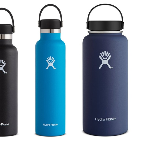 1ca576631a Hydro Flask Insulated Stainless Steel Water Bottles with Flex Cap ...