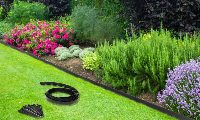 Bordures jardin flexibles | Groupon
