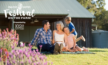 Paradise Country: Father's Day Entry .50, 3 September Up to $25 Value