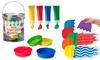 alex-toys-toddler-finger-paint-activity-sets-1: ALEX Toys Toddler Finger Paint Activity Sets