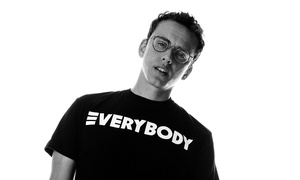 LOGIC PRESENTS: Everybody's Tour with Joey Bada$$ and Big Lenbo: LOGIC PRESENTS: Everybody's Tour with Joey Bada$$ and Big Lenbo on Saturday, August 5, at 8 p.m.