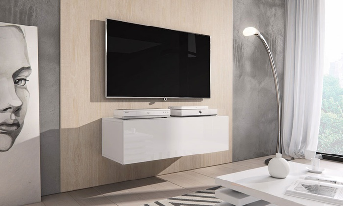 Rocco Floating-Effect TV Unit