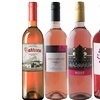 Up to 63% Off Four Bottles of Rosé from Splash Wines
