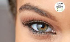 Confraria da Beleza: Confraria da Beleza – Savassi: design de sobrancelha (opção com henna, buço com linha e depilação facial completa)