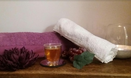 Masaje corporal y mascarilla facial a elegir con té o infusión desde 34,95 € en Spirit SkinBar