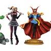 Superhero Collectible Figurines