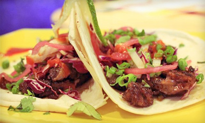 Colley Cantina - Norfolk: $10 for $20 Worth of Southwestern and Baja-Inspired Cuisine at Colley Cantina