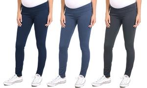 Women's Stretchy Maternity Legging Pants