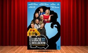 """Impresariat Adria: 75 zł: bilet na spektakl """"Ludzie inteligentni"""" w Operze Nova w Bydgoszczy (zamiast 90 zł)"""
