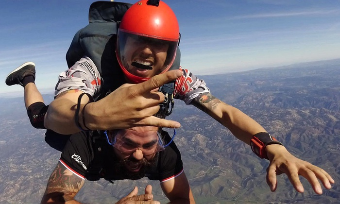 Skydive San Diego - Up To 29% Off - Jamul, CA | Groupon
